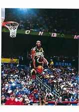 DESMOND MASON AUTO AUTOGRAPHED 8X10 PHOTO SIGNED W/COA SEATTLE SUPERSONICS