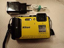 nikon coolpix aw130 Outdoor und Unterwasserkamera