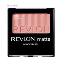 Revlon Matte Powder Blush PERFECTLY PEACH 003