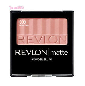 REVLON Matte Powder Blush #003 PERFECTLY PEACH