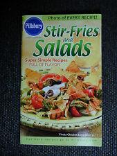 PILLSBURY Cookbook Booklet STIR FRIES AND SALADS 2004 #282