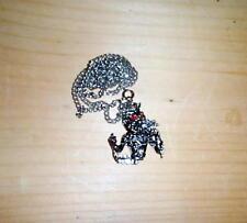 IRON MAIDEN Eddie Vintage Metal Necklace