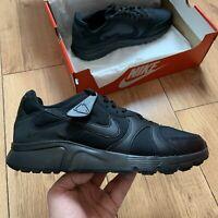 Nike Men's Atsuma Trainers Size UK 8.5 EUR 43 Black CD5461 006 NEW