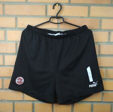 Switzerland Goalkeeper Shorts Vintage Retro Size L / XL Soccer Football Puma