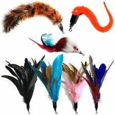 Pet Fit For Life 7 Piece - PLUS BONUS - Replacement Feathers and Soft Furry For