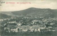 Ansichtskarte Bad Kissingen Blick vom Pappenheim Weg 1906  (Nr. 787)