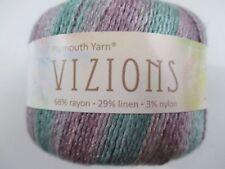 Plymouth Vizions #103 - Rayon/Linen - DK