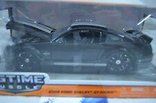 1:24 Jada 2008 Ford Shelby GT500 KR Black / Stripes BTM Diecast model