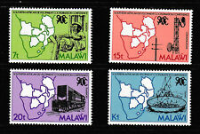 MALAWI 1985 SET, SOUTH AFRICAN DEVELOPMENT.   M.N.H.