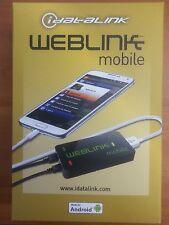 iDatalink ADS-WLM-AN1 Weblink Mobile Uploader For Android Phones or Tablet