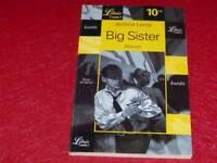 [BIBLIOTHEQUE H.& P-J.OSWALD] JEROME LEROY / BIG SISTER 2001 Signé !