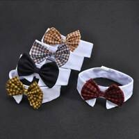 Charm Small Dog Grooming Bow Tie Collar Puppy Accessories puppy Bowtie Supplies
