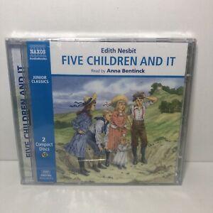 Five Children and It Edith Nesbit Junior Classics CD Audiobook