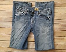 BKE Denim Whitney Stretch Womens Bootcut Distressed Jeans Tag Size 29