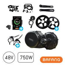 Bafang BBS02B 48V 750W Mittelmotor E-Bike Umbausatz BBS02  KIT MM G340.750