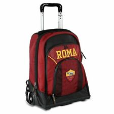 AS Roma - Trolley Zaino Premium - Scuola o Viaggio - 58162 - Nuovo con Etichette
