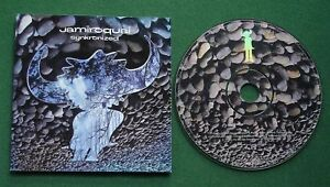 Jamiroquai Synkronized inc King For A Day / Canned Heat + CD