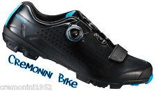 SHIMANO scarpe mountain bike mtb BOA suola MICHELIN shoes man size 44 SPD 9.6