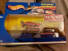 Hot Wheels Pavement Pounder Truck & Toyota  celica 47185