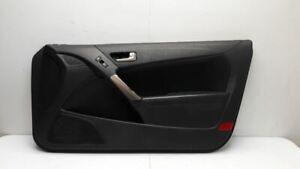 13 2013 HYUNDAI GENESIS COUPE OEM PASSENGER RIGHT DOOR TRIM PANEL BLACK CLOTH