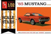 AMT 1965 Ford Mustang Fastback 1/32 scale model car kit new 1042