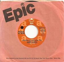 BOBBY VINTON 45 CHRISTMAS EVE IN MY HOME TOWN EX PROMO MONO/STEREO EPIC 8-50169