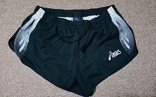Pantaloncino asics Polyestere sprinter Shiny Shorts glanz pants 196 vintage D7