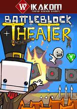 BattleBlock Theater Steam Digital NO DISC/BOX **Fast Delivery!**