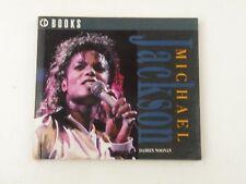 MICHAEL JACKSON - DAMIEN NOOMAN - LIBRO CD BOOKS 1994 - OTTIMO - L01