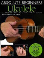 Ukulele Beginner Contemporary Sheet Music & Song Books for