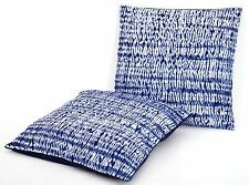 Kantha Work Pillow Cover Couch Pillows Tie Dye Abstract Printed Cushion Cover