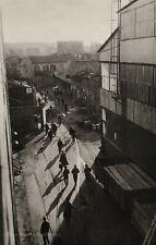 1945 Vintage ROBERT DOISNEAU Paris Auto Factory Renault Workers Photo Art 11X14