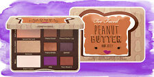 READY TO SHIP ! PEANUT Butter and JELLY EYeshadow Palette by TOO FACED Cosmetics