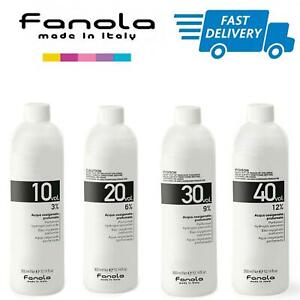 Fanola Cream Hydrogen Perfumed Peroxide Hair Oxidant for All Fanola Color 300ml