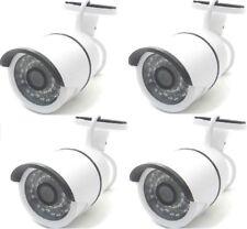 PDR* 4 TELECAMERE  AHD 1080P VIDEOSORVEGLIANZA INFRAROSSI 36LED 3.0 MP SONY 7011