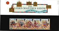 L4784dms 1989 GB UK Lord Mayor's Show British Stamp pack