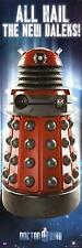 Doctor Who Red Dalek POSTER 53x158cm NEW door size All Hail The Daleks dr