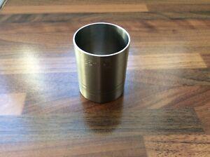 Vintage Bonzer Road 35ml Spirit / Drinks Measure - Stainless Steel