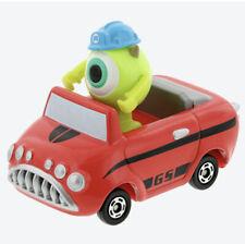 TOMICA Disney Pixar Mike Wazowski Vehicle Mini Toy Car Tokyo Disneyland