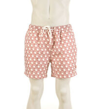 Afield Costume da Bagno Rosso Sole Stampa Misura 4/XL Bw 431