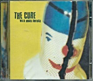"CURE,THE  ""WILD MOOD SWINGS"" 1996 CD LIKE NEW"