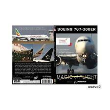 Ethiopian BOEING 767-300 or Ethiopian BOEING 757-200-Aircraft Airplane Video DVD