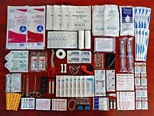 Surgical Suture Kit Fully Stocked Survival First Aid Suture Wound Outdoor Safety
