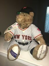 """1951 Willie Mays New York Giants San Francisco Cooperstown Bear New 15"""" Tall MLB"""