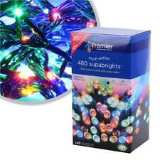 Premier 480 LED Supabrights Multicolour Indoor Outdoor 48M LV081168M