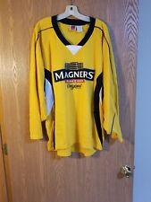 Magners Irish Cider Long Sleeve Hockey Style Jersey Shirt Adult Xl
