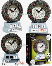 Disney The Nightmare Before Christmas Countdown Table Clock Hot Topic Exclusive