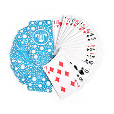 1 Deck Magic Trick Playing Cards - Svengali Stripper Marked Taper Poker NIUK