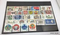 German DDR 1983 SC#2314-2387, Stamps, 63 Pieces/20 Set, Mint Never Hinged, MNH