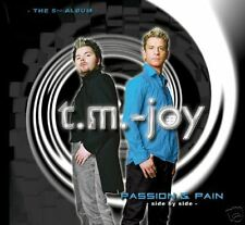 CD T.M. Joy Passion And Pain